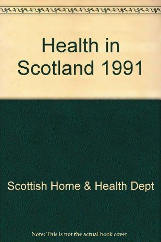 9780114942229: Health in Scotland 1991