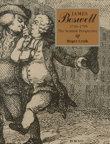 9780114942267: James Boswell, 1740-95: The Scottish Perspective