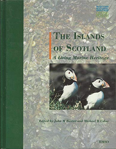 9780114942434: Islands of Scotland: A Living Marine Heritage