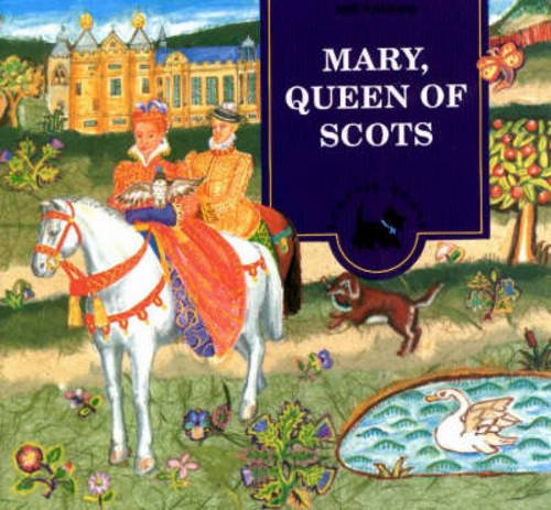 """Ex-Library"""",Mary, Queen of Scots: Activity Book (Scottie: National Museums of"""
