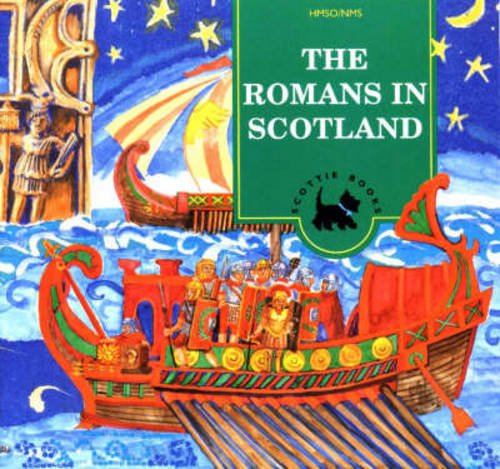 9780114942779: The Romans in Scotland: Activity Book (Scottie Books)
