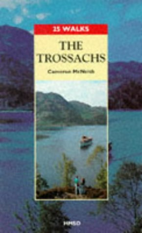 9780114951665: The Trossachs (25 Walks)