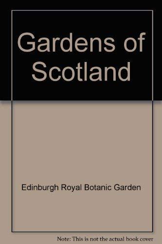 9780114952037: GARDENS OF SCOTLAND
