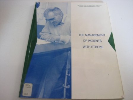 9780114952075: The Management of Patients with Stroke