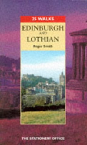 9780114952204: Edinburgh and the Lothians (25 Walks Series)
