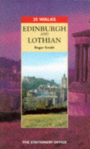 9780114952204: Edinburgh and Lothian (25 Walks)