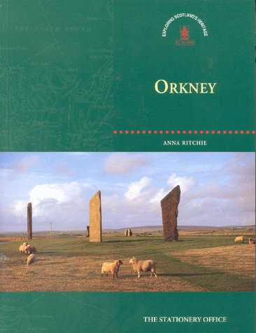 9780114952884: Orkney (Exploring Scotland's Heritage)