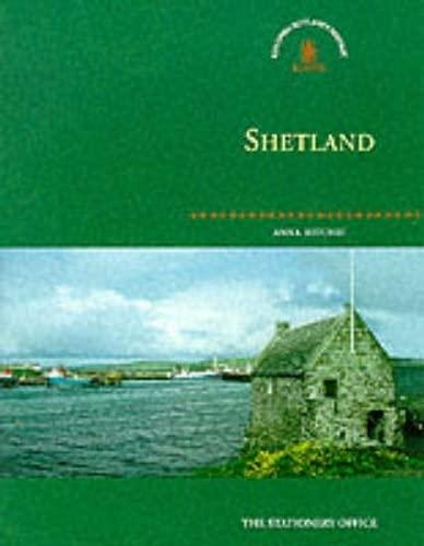 9780114952891: Shetland (Exploring Scotland's Heritage)