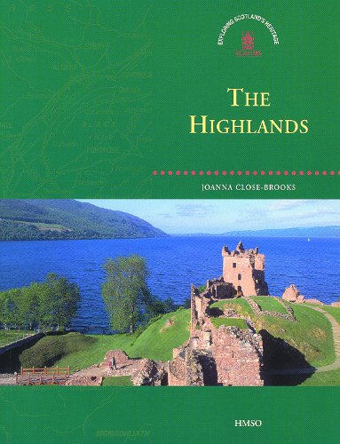9780114952938: The Highlands (Exploring Scotland's Heritage)