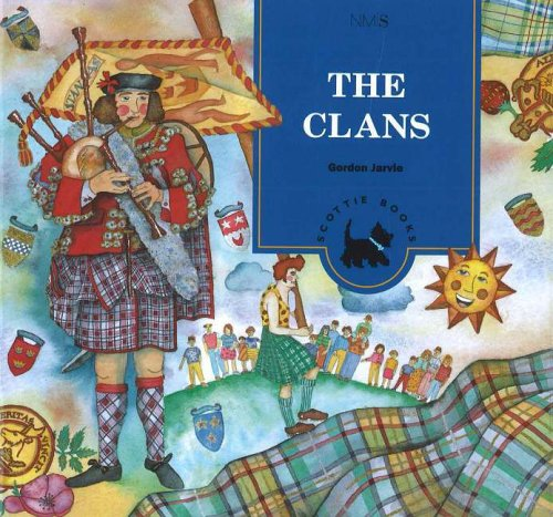 9780114953010: The Clans: Activity Book (Scottie Books)