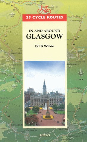 9780114957186: 25 Cycle Routes: In and around Glasgow
