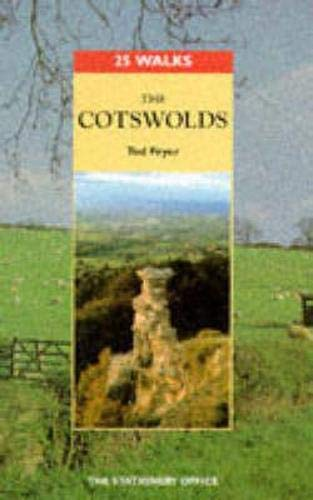 9780114957261: The Cotswolds (25 Walks Series)