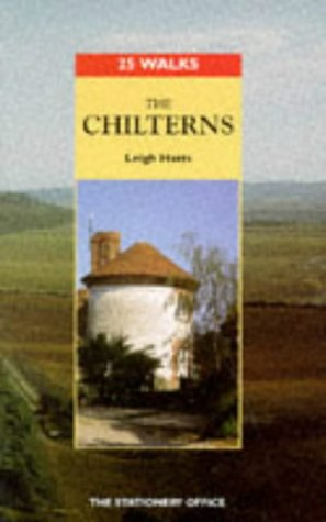 9780114957278: The Chilterns (25 Walks)