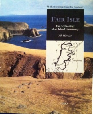 9780114957506: Fair Isle: Archaeology of an Island Community