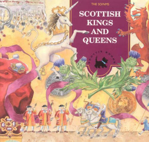 9780114957537: Scottish Kings and Queens (Scottie Books)