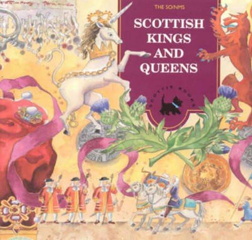 9780114957537: Scottish Kings and Queens (Scottie Books)