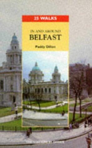 9780114957612: In and Around Belfast (25 Walks)