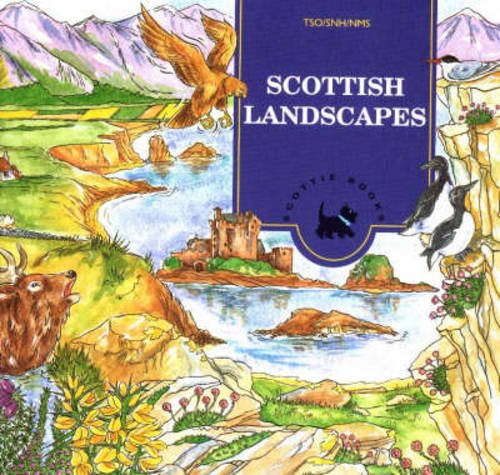 9780114957728: Scottish Landscapes (Scottie Books)