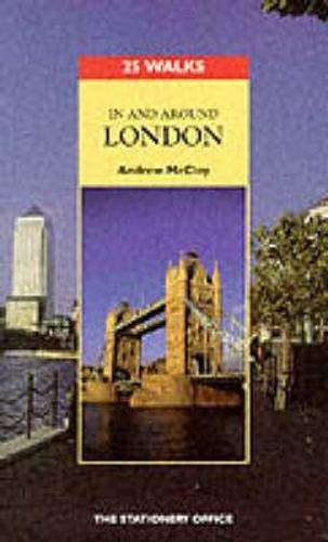 9780114957971: 25 Walks London (25 Walks Series)