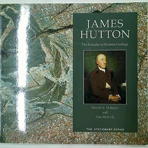 9780114958121: Earth's Autobiography: How James Hutton Read It