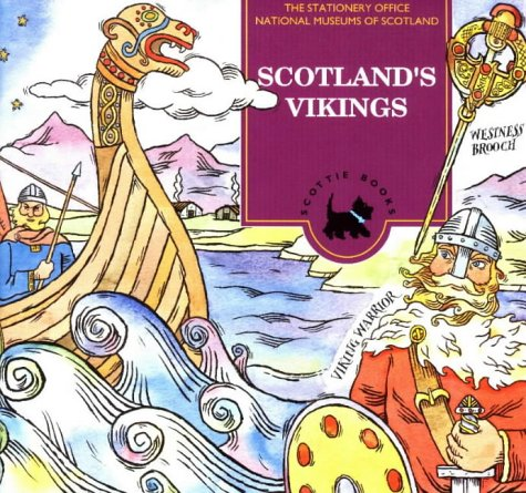 9780114958138: Scotland's Vikings (Scottie Books)