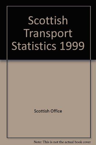 9780114972592: Scottish Transport Statistics 1999