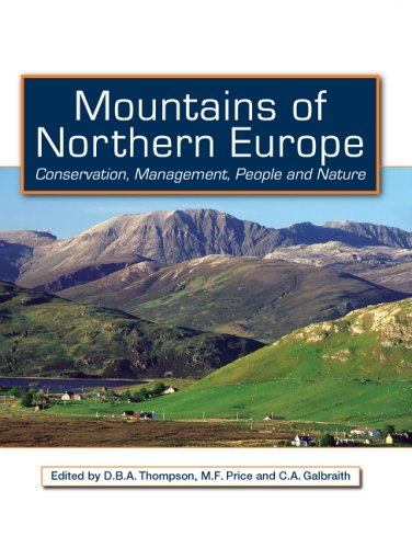 9780114973193: Mountains of Northern Europe: Conservation, Management, People and Nature