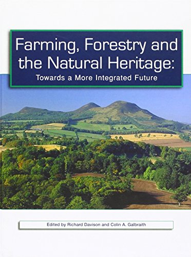9780114973247: Farming, Forestery and the Natural Heritage: Towards a More Integrated Future