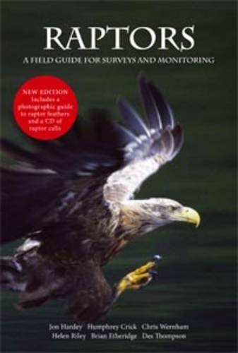 9780114973452: Raptors: A Field Guide for Surveys and Monitoring