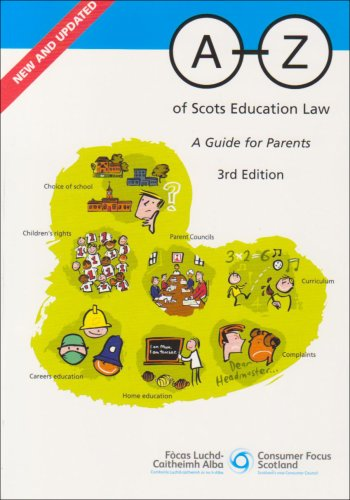 9780114973469: A-Z of Scots Education Law (Scottish Consumer Council)