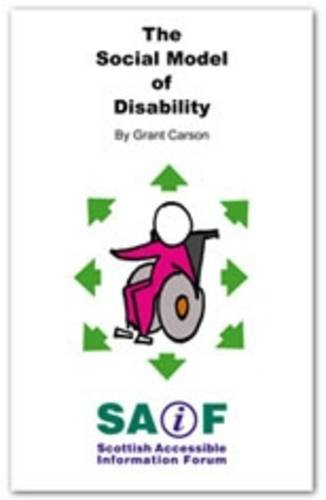 9780114973490: The Social Model of Disability