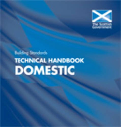 9780114973568: Building Standards Technical Handbooks 2010: Domestic