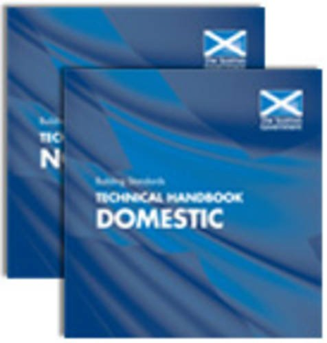 9780114973582: Building Standards Technical Handbooks 2010: Domestic and Non-domestic