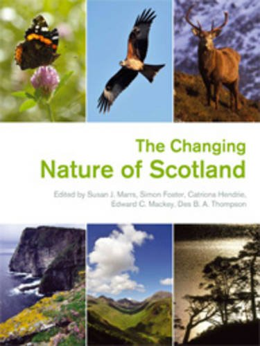 9780114973599: The Changing Nature of Scotland (Natural Heritage of Scotland)
