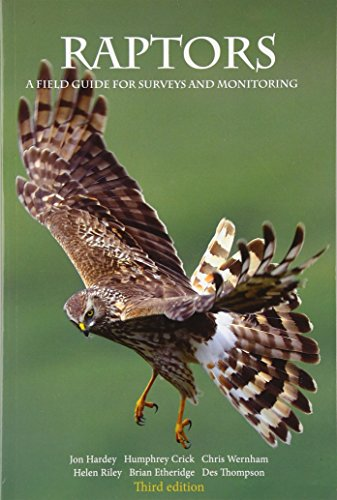 9780114973605: Raptors: A Field Guide to Surveys and Monitoring