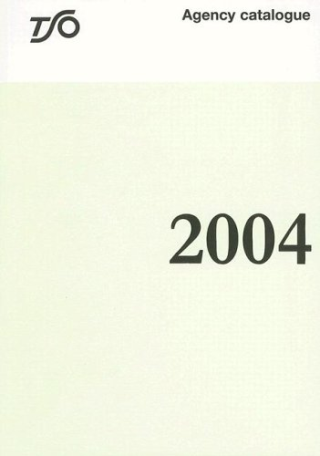 9780115007859: Stationery Office Agency Catalogue