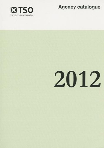 9780115020759: The Stationery Office Agency Catalogue 2012