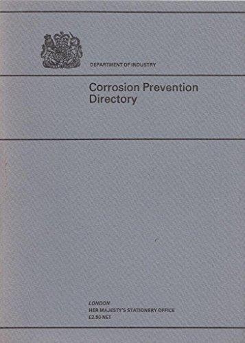 9780115116445: Corrosion prevention directory