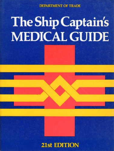 9780115121913: Ship Captain's Medical Guide