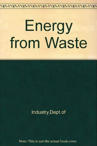 9780115122026: Energy from Waste