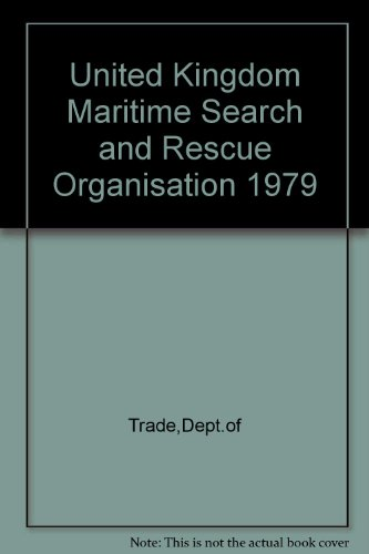 9780115124679: United Kingdom Maritime Search and Rescue Organisation 1979