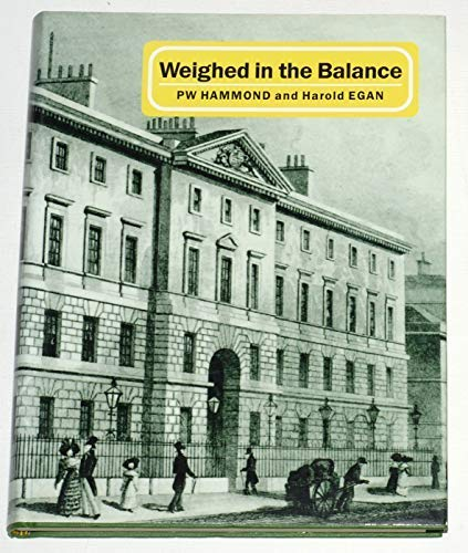 9780115153020: Weighed in the Balance: History of the Laboratory of the Government Chemist