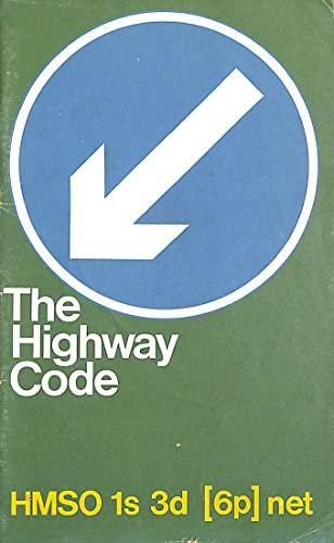 9780115500237: Highway Code