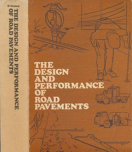 9780115504402: Design and Performance of Road Pavements
