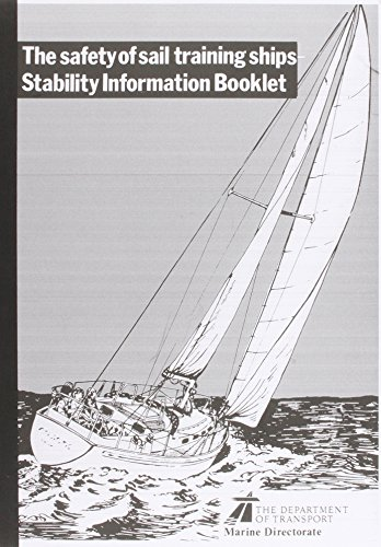 9780115509568: Model Stability Information Booklet for Sail Training Ships between 15 Metres and 24 Metres in Length
