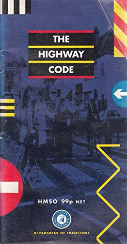 9780115509629: The Highway Code