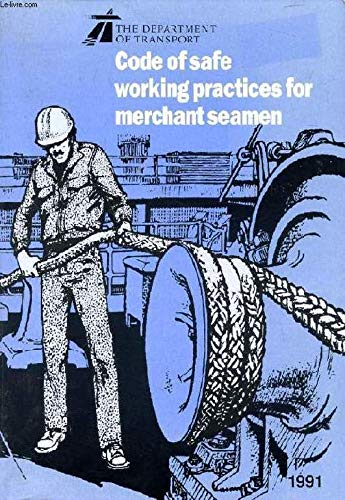 9780115510489: Code of Safe Working Practices for Merchant Seamen