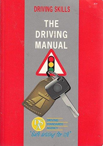 9780115510540: THE DRIVING MANUAL (DRIVING SKILLS)