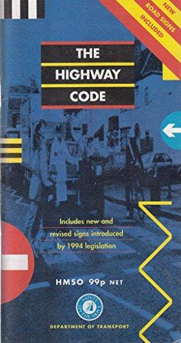9780115512049: The Highway Code