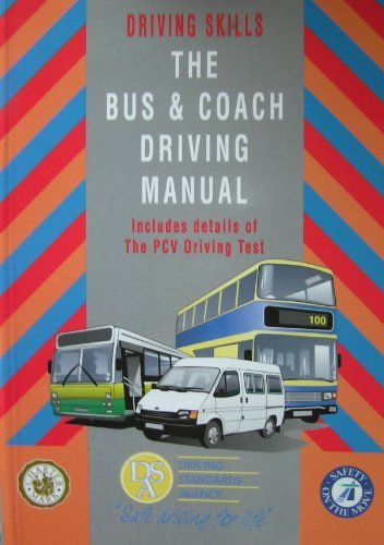 9780115512094: The Bus and Coach Driving Manual (Driving Skills)